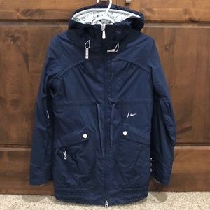 ee3fd8bc6 Women Nike Waterproof Jacket on Poshmark